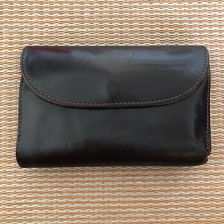 ホワイトハウスコックス(WHITEHOUSE COX)のWhite House Cox コードバン3つ折り財布(折り財布)