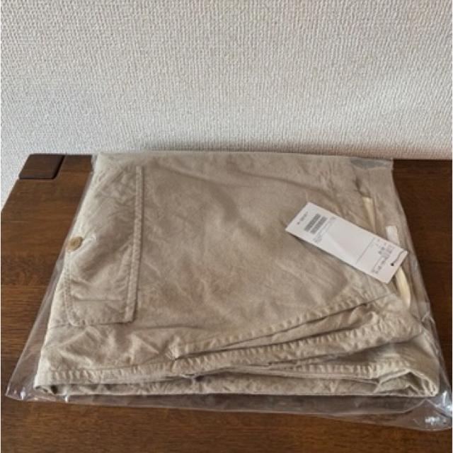 COMOLI(コモリ)の新品 COMOLI ヨリ杢コットン ドローストリングパンツ 1 メンズのパンツ(ワークパンツ/カーゴパンツ)の商品写真