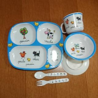 ラシェーズロング(La Chaise Longue)のベビー食器セット(離乳食器セット)