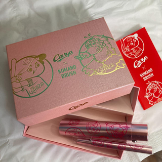 広島東洋カープ - カープ 熊野筆 ブラシセット