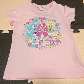バンダイ(BANDAI)のヒーリングっどプリキュア Tシャツ(Tシャツ/カットソー)