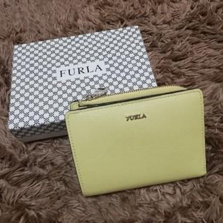 フルラ(Furla)の専用*FURLA バイフォールドウォレット 黄色(折り財布)