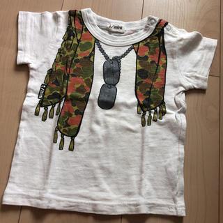 ターカーミニ(t/mini)のTシャツ 90(Tシャツ/カットソー)
