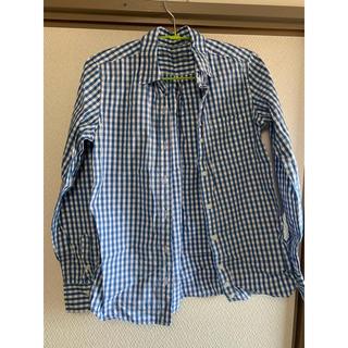 ムジルシリョウヒン(MUJI (無印良品))の無印良品 チェックシャツ(シャツ/ブラウス(長袖/七分))