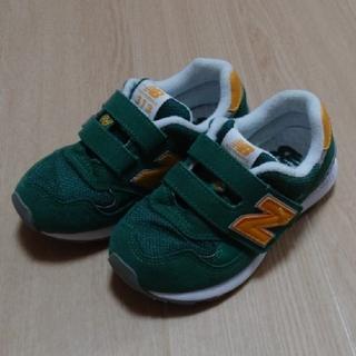 New Balance - 【mさま専用】    new balance PO313  グリーン  17cm