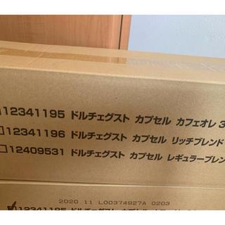 Nestle - ドルチェグスト カフェオレ マグナムパック(30個入り)3箱
