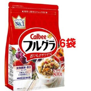 カルビー(カルビー)のカルビー(calbee) フルグラ(800g×6コセット) (その他)