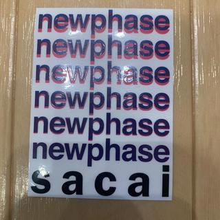 サカイ(sacai)のsacai ステッカー(その他)