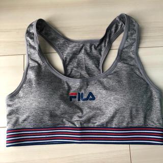 フィラ(FILA)のスポーツブラFILA(トレーニング用品)