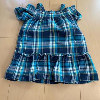 コムサイズム(COMME CA ISM)のベビー服 女の子用 ワンピース 80センチ(ワンピース)