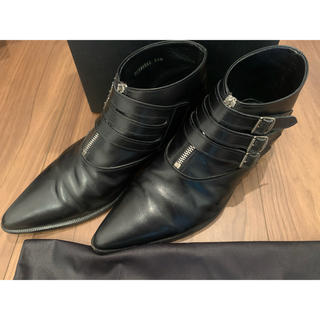 Saint Laurent - saint laurent サンローラン ブーツ