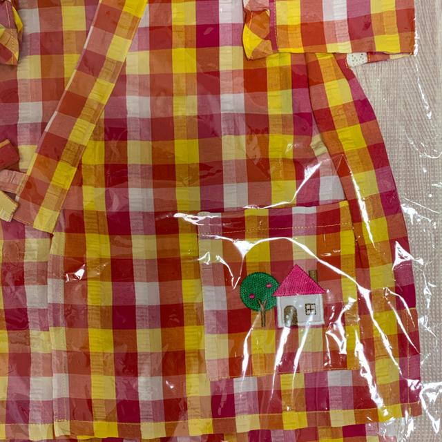 familiar(ファミリア)のファミリア   甚平 90 キッズ/ベビー/マタニティのキッズ服女の子用(90cm~)(甚平/浴衣)の商品写真