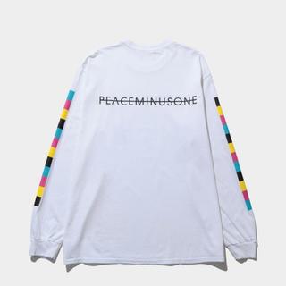 ピースマイナスワン(PEACEMINUSONE)の PMO X THE CONVENI LONG SLEEVE T-SHIRTS(Tシャツ/カットソー(七分/長袖))