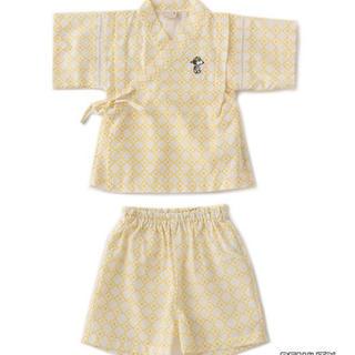 プティマイン(petit main)のプティマインスヌーピー 甚平(甚平/浴衣)