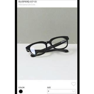 フォクシー(FOXEY)のフォクシー  メガネ 眼鏡 未使用 DAISY LIN(サングラス/メガネ)