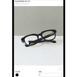 FOXEY - フォクシー  メガネ 眼鏡 未使用 DAISY LIN