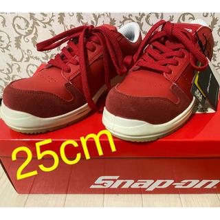 スナップオン 安全靴 25cm