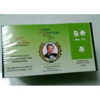 ジェイソン・ウィンターズ・ティー 30包 緑茶ブレンド グリーンティー (茶)