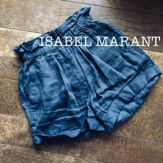 イザベルマラン(Isabel Marant)のイザベルマラン リネン混ショートパンツ(ショートパンツ)