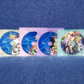 トイ・ストーリー - 見つけた人超ラッキー トイストーリー Blu-ray 4点セット 国内正規品
