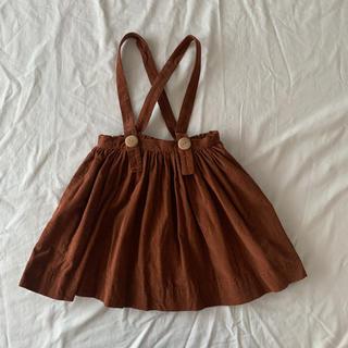 キャラメルベビー&チャイルド(Caramel baby&child )のsoorploom コーデュロイスカート(スカート)