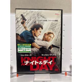 DVD「ナイト&デイ」トム・クルーズ/キャメロン・ディアス  ase7-r(外国映画)