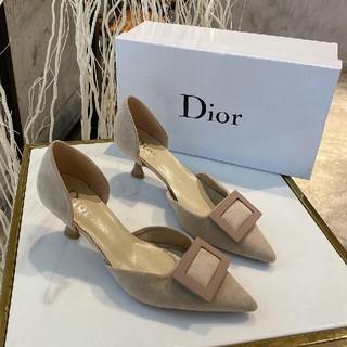 Dior ディオールパンプス
