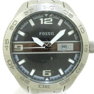 FOSSIL - フォッシル 腕時計 - AM-4218 メンズ 黒