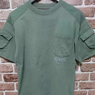 アヴィレックス(AVIREX)のアブィレックス(Tシャツ/カットソー(半袖/袖なし))