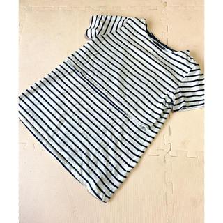 授乳服✳︎半袖Tシャツ ボーダー
