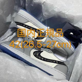 Christian Dior - Nike Air Jordan 1 OG Dior エア ジョーダン ディオール