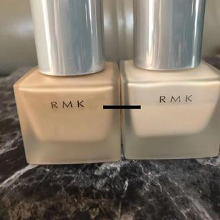 RMK - RMK リクイドファンデーション メイクアップベース
