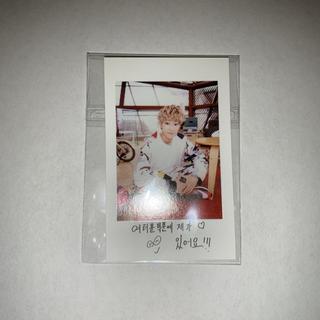 セブンティーン(SEVENTEEN)のSEVENTEEN the8 ミンハオ boys be トレカ セブチ(K-POP/アジア)