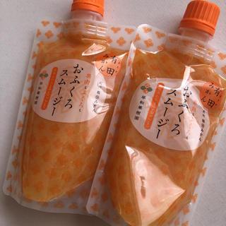有田みかん おふくろスムージー2袋(フルーツ)