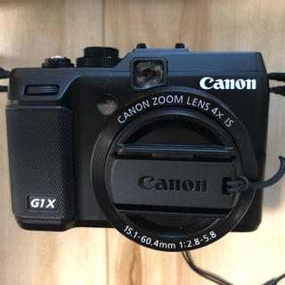 Canon - 【おまけ付き】Canon Power Shot G1X