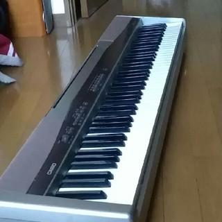 カシオ(CASIO)のCASIO カシオ 電子ピアノ PX100 Privia 送料着払 手渡し可能(電子ピアノ)