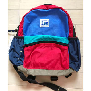 THE NORTH FACE - 【新品未使用】Lee キッズリュックサック