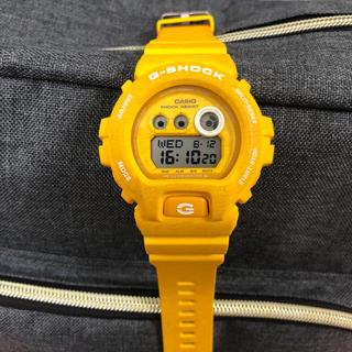 ジーショック(G-SHOCK)のカシオ Casio G-SHOCK GD-X6900HT-9 - イエロー(腕時計(デジタル))