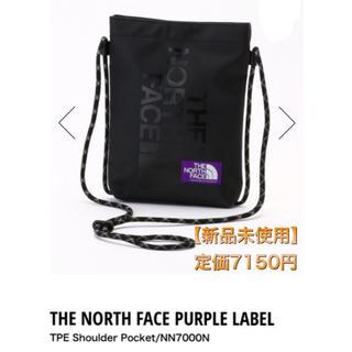 THE NORTH FACE - 【新品・未使用】THE NORTH FACE  黒 ショルダー サコッシュ