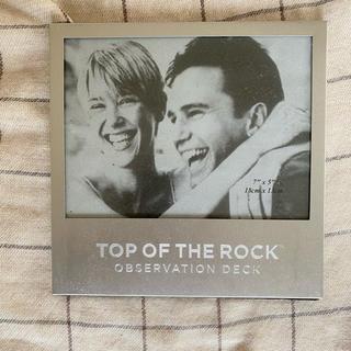 TOP OF THE ROCK フォトスタンド(フォトフレーム)