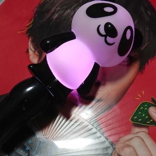 ブイシックス(V6)のV6 2011 Live Tourペンライト セクバニ パンダ(アイドルグッズ)
