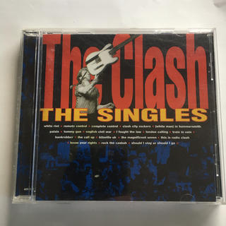 The Clash / the singles (ポップス/ロック(洋楽))