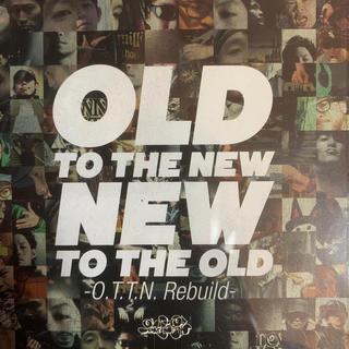 日本語ラップコンピ 『OLD TO THE NEW』(ヒップホップ/ラップ)