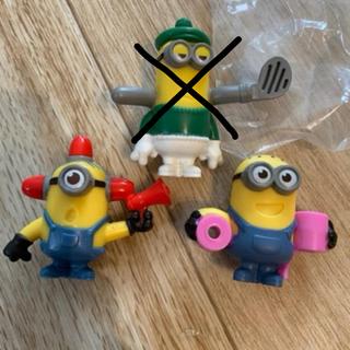マクドナルド - ミニオン ミニオンズ ハッピーセット おもちゃ フィギュア マクドナルド