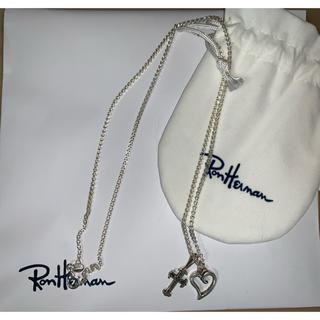 Ron Herman - ロンハーマンシルバーネックレス新品未使用美品 プレゼント包装!