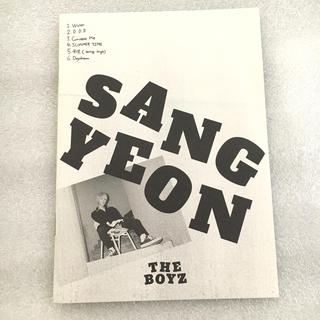 ドボイズ サンヨン フォトブック フォトジン THE BOYZ(K-POP/アジア)