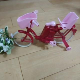 タカラトミー(Takara Tomy)のリカちゃん 電動自転車(知育玩具)