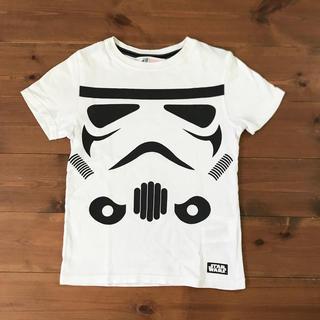 H&M - H&M スターウォーズ 半袖Tシャツ 130cm 6-8y
