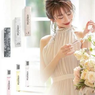 エミリアウィズ(EmiriaWiz)のEmiriaWiz ノベルティ 香水3本セット 新品未使用(香水(女性用))