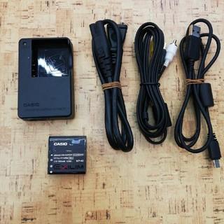 カシオ(CASIO)のCASIO デジカメ 備品(コンパクトデジタルカメラ)